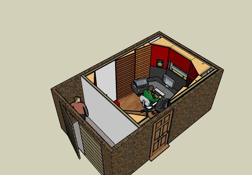 John Sayers Recording Studio Design Forum View Topic